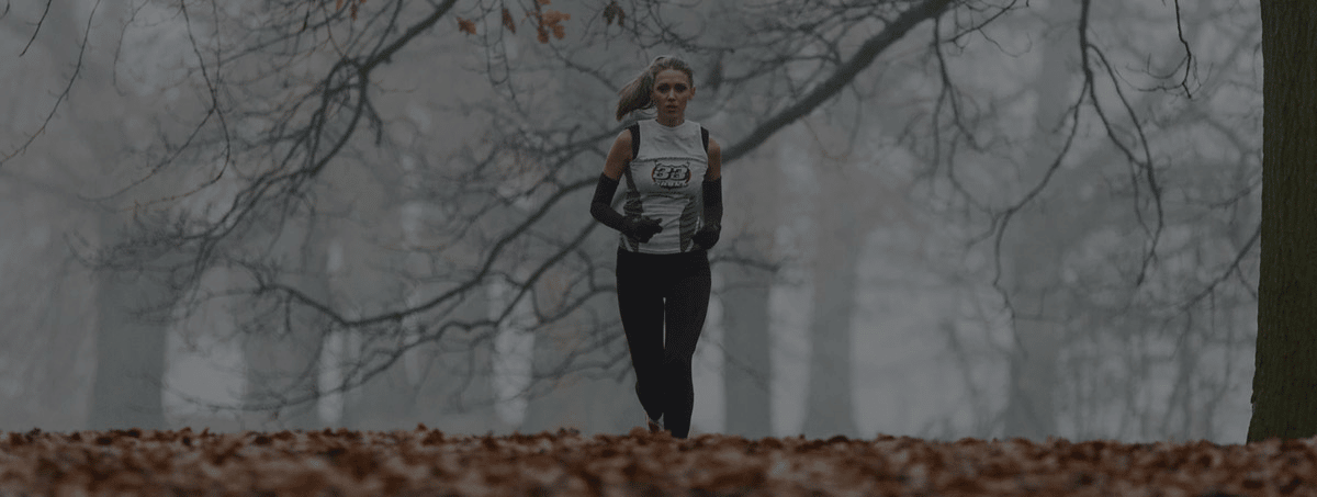 What clothes should I wear for winter or autumn running?